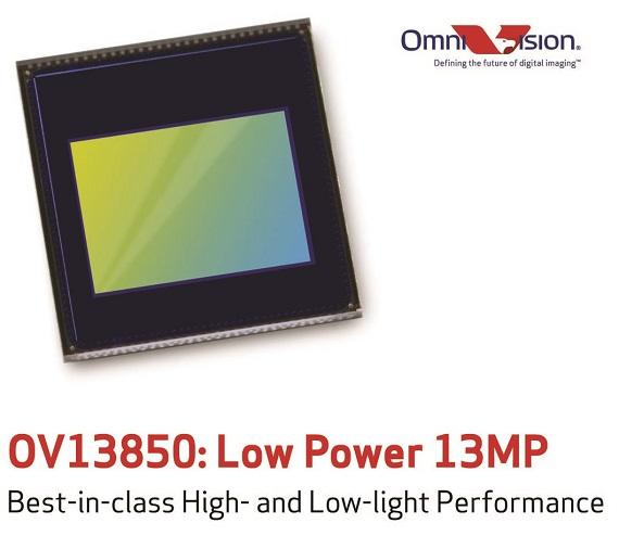OmniVision OV13850
