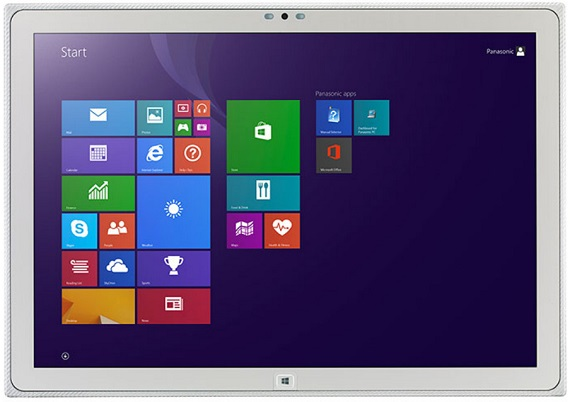Panasonic Toughpad 4K UT-MB5