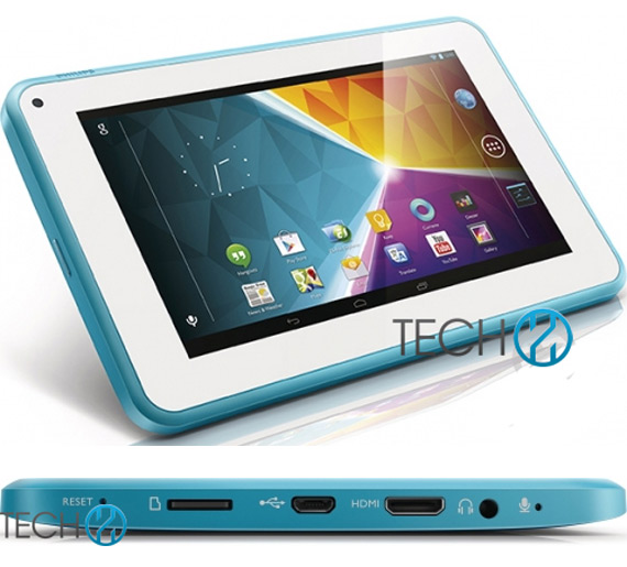 Philips Amio Android tablet