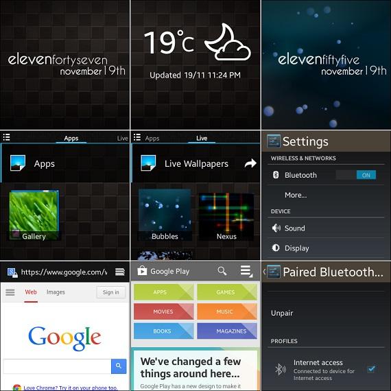 Samsung Galaxy Gear Null ROM