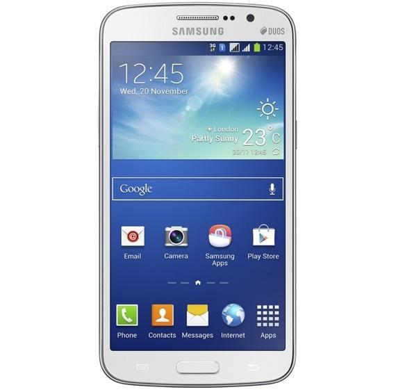Samsung Galaxy Grand 2 Front