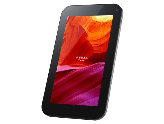 Toshiba REGZA Tablet AT374-28K