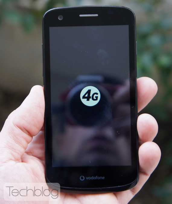 Vodafone Smart 4G Techblog