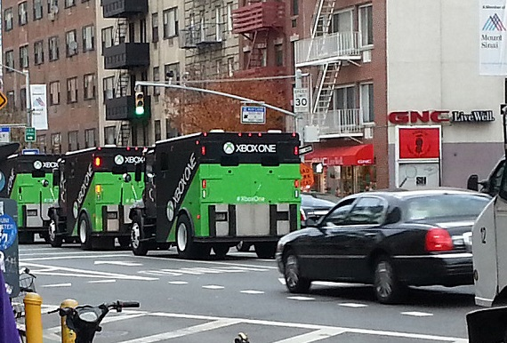 Xbox One Trucks