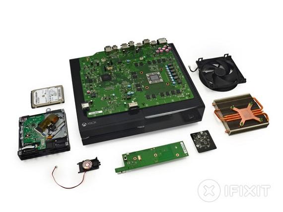 Xbox One iFixit