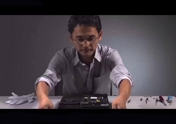Yasuhiro Ootori PS4 teardown