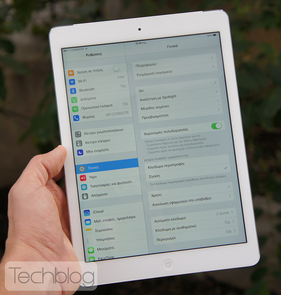 iPad Air TechblogTV