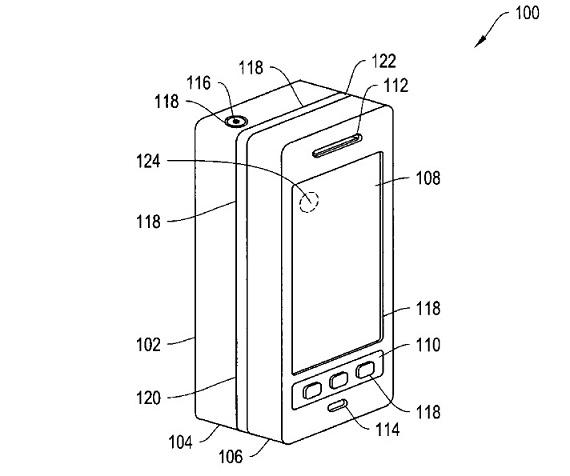 Apple Patent Facial Recognition Control