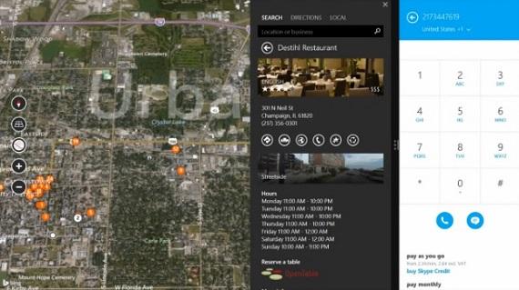 Bing Maps Preview app