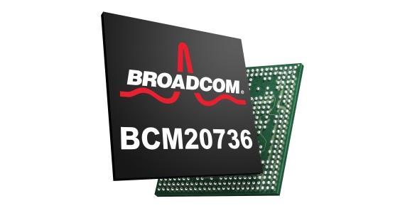 Broadcom BCM20736 SoC