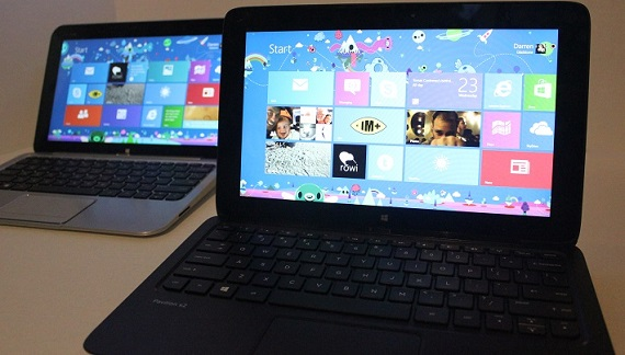HP Pavilion x2, Tablet και Notebook στις 11.6 ίντσες με
