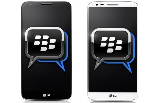 LG G Pro Lite BBM