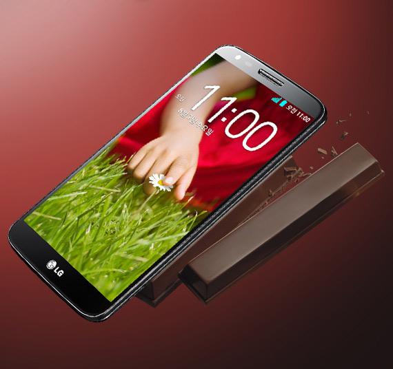LG G2 Android KitKat
