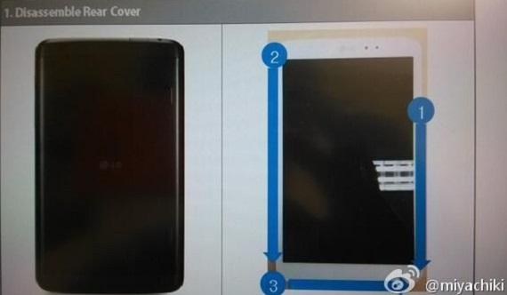 Leaked Service Manual LG-V510