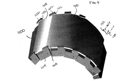 Motorola SmartWatch patent