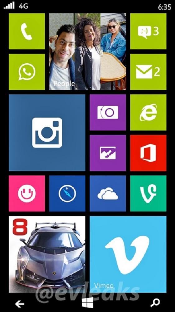 Nokia Moneypenny 4G Lumia 635