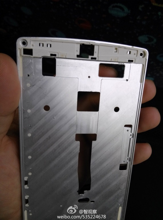 OPPO Find 7 metal