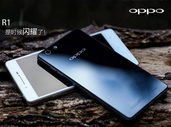 OPPO R1 smartphone