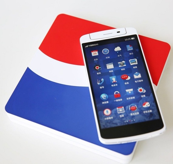 Oppo N1 Pepsi Edition
