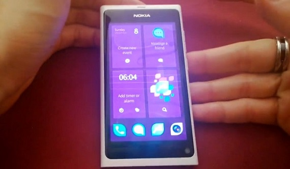 Sailfish OS ported to Nokia N9