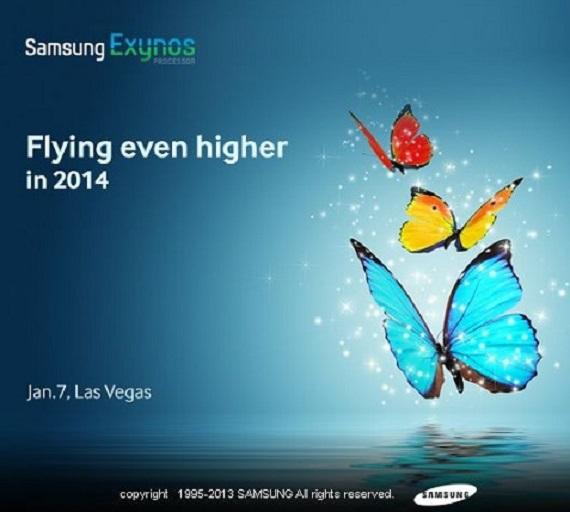 Samsung Exynos CES 2014