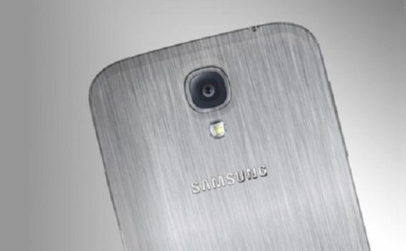 Samsung Metal MockUp