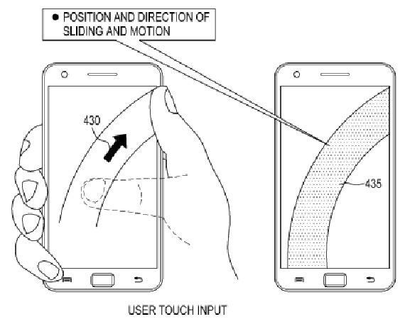 Samsung patent big one hand
