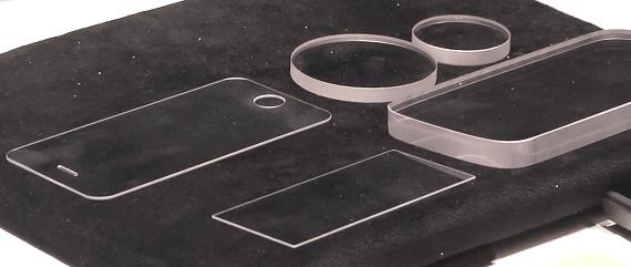 Sapphire Glass GT Advanced Tech