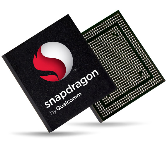 Snapdragon Chip with logo