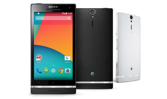 Sony AOSP