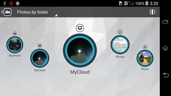 Sony My Cloud