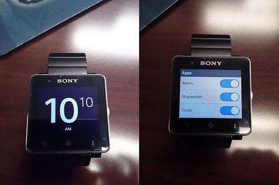 Sony SmartWatch 2 Update
