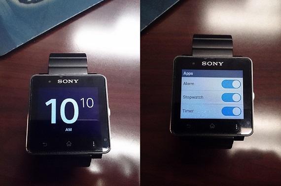 Sony SmartWatch 2 Update