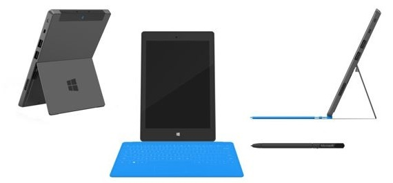 Surface Mini Concept