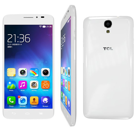 TCL Alcatel One Touch Idol X +