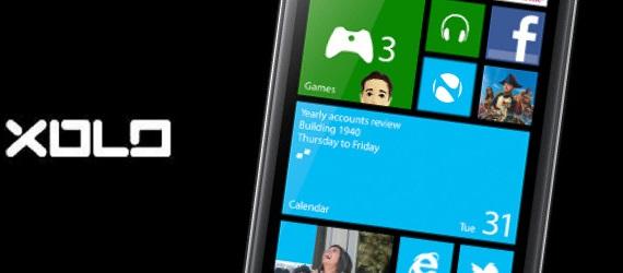 XOLO Windows Phone