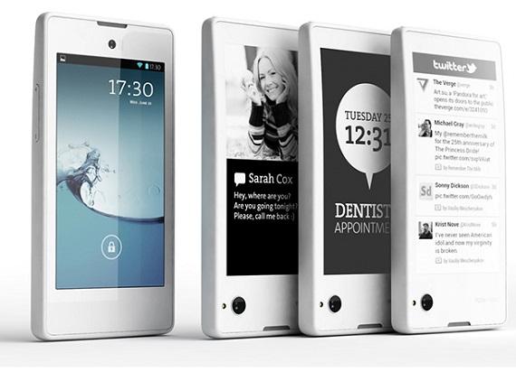 YotaPhoneYotaPhone πλήρη τεχνικά χαρακτηριστικά και αναβαθμίσεις