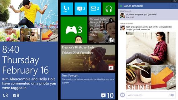 Facebook App Windows Phone 8