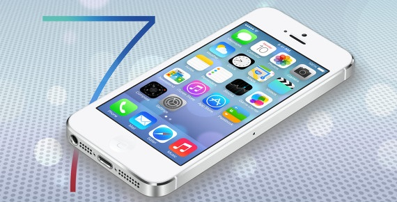 iOS 7 iPhone 5