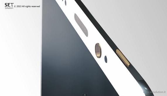 iPhone Air concept