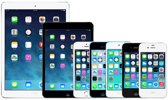 Apple iOS 7 Devices