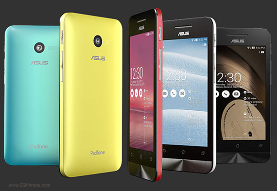 ASUS ZenPhone 4 revealed