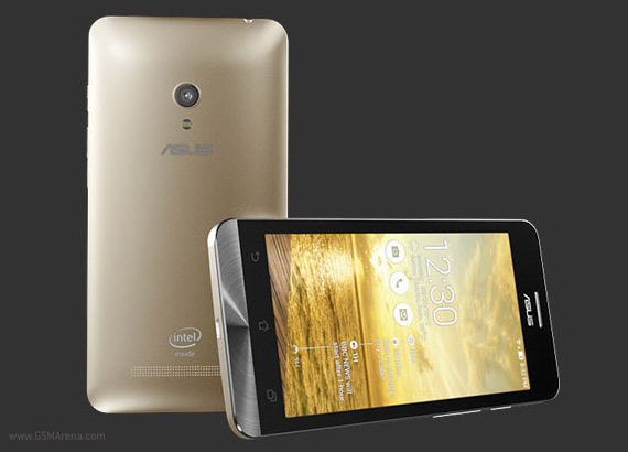 ASUS ZenPhone 5 revealed
