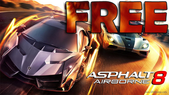 Asphalt 8 windows phone 8 free
