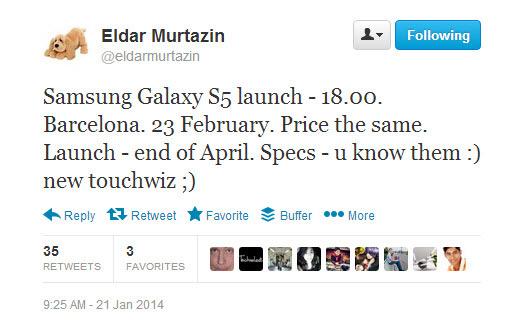 Eldar Galaxy S5