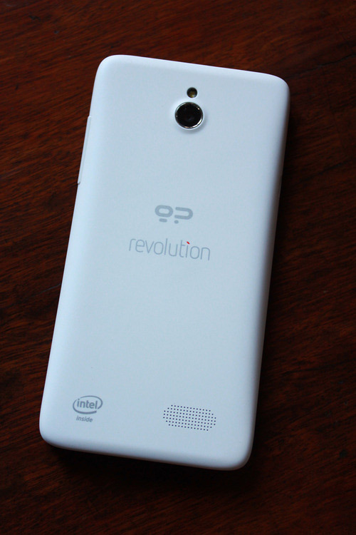 Geeksphone Revolution preliminary