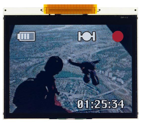 JDI Memory-In-Pixel