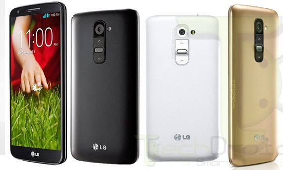 LG G2 Gold