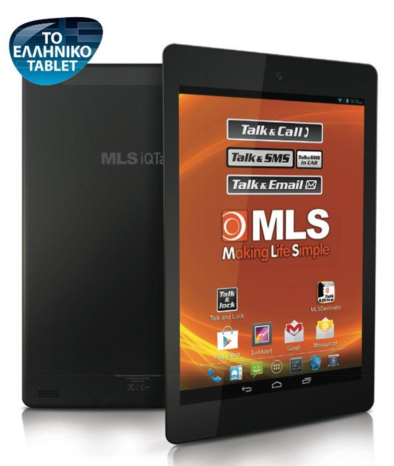 MLS iQTab Astro 3G