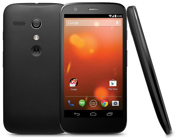 Motorola Moto G google play edition